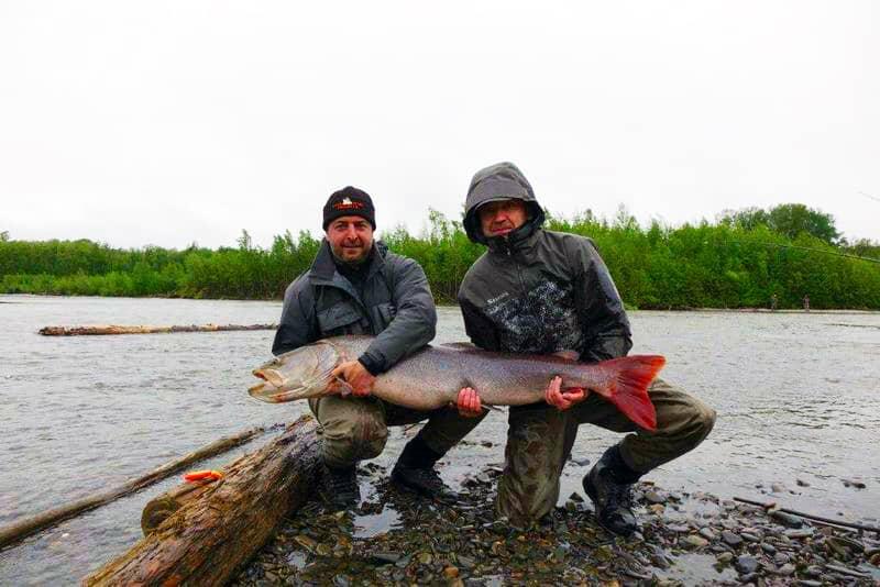 рыбная ловля кастингом