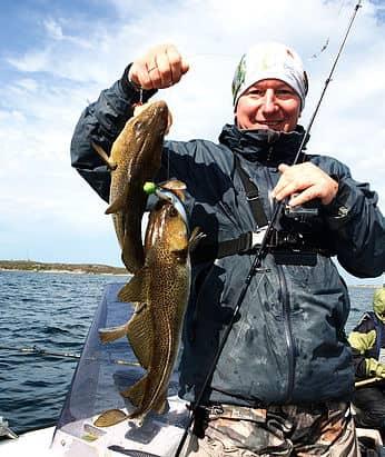 непревзойденный рыболов