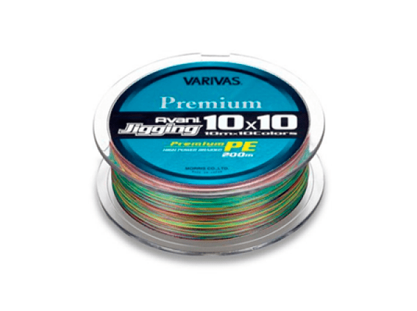 Avani Jigging10x10 Premium