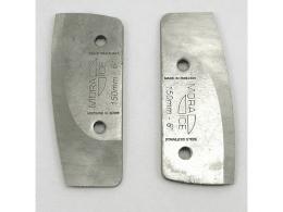 Ножи для ледобура Mora Easy и Spirale