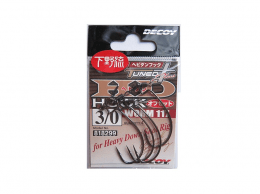 HD Hook offset Worm 117
