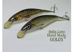 Goldy Hand Made 120
