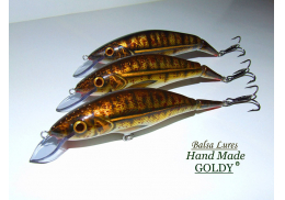Goldy Hand Made 140
