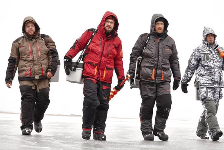 8e6faa7e2c59 Костюм Norfin Extreme 3 предназначен для эксплуатации при температуре до  -32°C. Этот универсальный костюм разработан для любителей зимней рыбалки и  ...