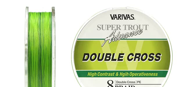 Varivas Super Trout Advance Double Cross